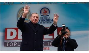 Erdoğan: Kendi sırça köşklerinde siyaset yapanlar milletin ne düşündüğünü bilemezler
