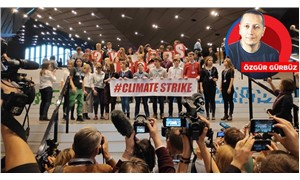 Öğrenciler iklim için eylemde