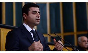 Selahattin Demirtaş'tan mesaj: Kanun devleti bile olmaktan her gün uzaklaşıldığı bir dönem
