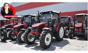 Traktör üretimi de tüketimi de azaldı