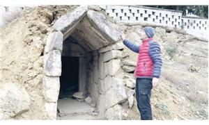 2 bin 500 yıllık  tarih talan ediliyor
