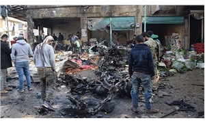 Afrin'de pazar yerinde patlama: 8 ölü, 20'den fazla yaralı