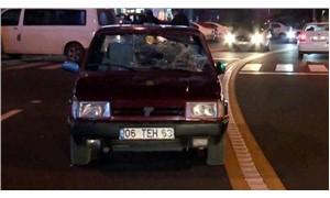 Ankara'da otomobilin çarptığı çocuk yaralandı