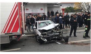 Avcılar'da trafik kazası: 3 yaralı 1 ölü