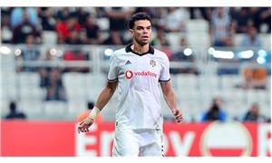 Beşiktaş KAP'a Pepe'nin sözleşmesinin feshedildiğini bildirdi