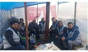 Cargill işçilerine Ataol Behramoğlu'ndan şiirli destek