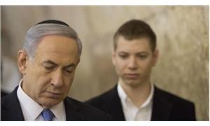 Filistinlileri hedef alan Netanyahu'nun oğlunun Facebook hesabı askıya alındı