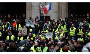 Fransa İçişleri Bakanından 'Sarı Yelekliler'e: Yeter artık