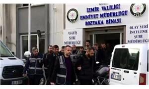 Genelevde çalışan kadınlardan haraç alan 7 kişi tutuklandı