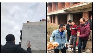 Polisler intihara kalkışan adamı 2 bin lira göstererek vazgeçirdi