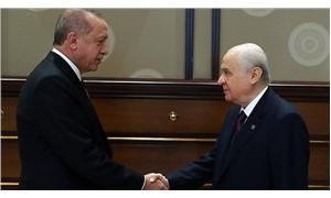 """""""Erdoğan ile Bahçeli bazı illerde ortak miting düzenleyebilir"""""""