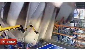 Rusya'da fabrikanın çatısı çöktü: 3 işçi öldü