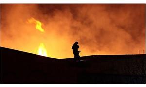 Brezilya'da yangın: 600 ev kül oldu