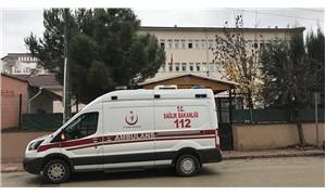 Deprem sırasında korkudan fenalaşan öğrenci hastanelik oldu