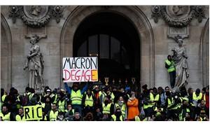 Fransa'daki protestolarda ölenlerin sayısı 9'a yükseldi