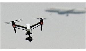 Havaalanında 110 bin kişinin uçuşunu engelleyen dronu keskin nişancılar düşürdü