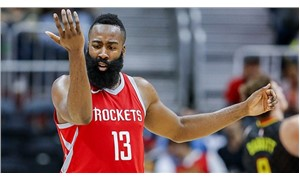 Houston Rockets'tan 3 sayı rekoru