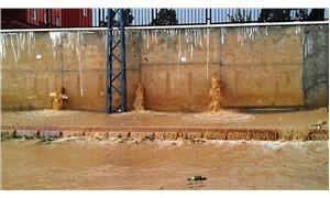 Adana'da yeraltı su seviyesi ykseliyor