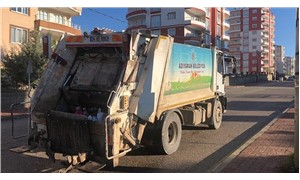 Adıyaman'da çöp kamyonu 1 kişiyi ezerek öldürdü