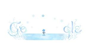 Google'dan 21 Aralık 'doodle'ı