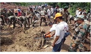 Hindistan'da toprak kayması: 7 ölü