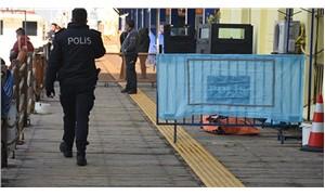 İzmir'de denizde bir erkeğin cansız bedeni bulundu