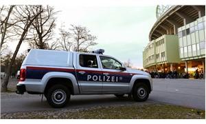Viyana'da silahlı saldırı: 1 ölü, 1 yaralı