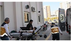 Mersin'de çocukların bulduğu cisim patladı: 5 yaralı
