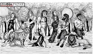 Bonservisi elinde olan tanrılar (II)