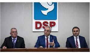 İttifaklara tepki gösteren DSP lideri: Seçimlere kendi başımıza katılacağız