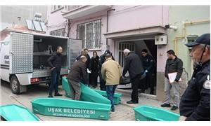 Uşak'ta 3 kardeş, evde ölü bulundu