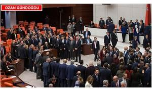 Yeni rejimin israf bütçesine onay