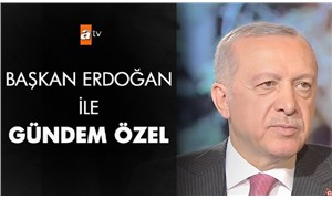 'Başkan Erdoğan ile Gündem Özel', reytinglerde ilk 20'ye giremedi
