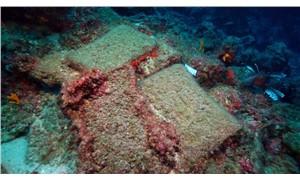 Antalya'daki 3.600 yıllık batıkta nadir bulunan külçeler var
