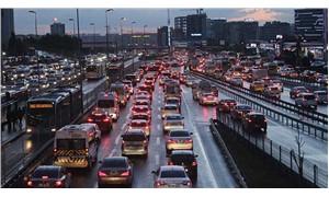 İstanbul trafikte 6'ncı sırada