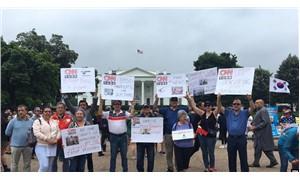 ABD'de üç ayrı kentte CNN Türk protestosu