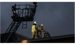 Büyükçekmece'de fabrika yangını: 4 işçi hayatını kaybetti