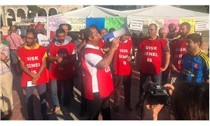 İşten çıkarılan Aliağa Belediyesi işçilerinin son hakedişleri ödenmedi