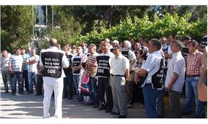 DEBA'nın işçileri haklarını helal etmedi