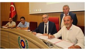 Gaziemir Belediyesi'nde toplu sözleşme imzalandı
