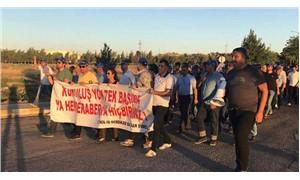 Tüpraş'taki saldırıya karşı birlikte mücadele çağrısı
