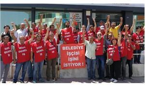 MHP'li Aliağa Belediyesi, işçileri açlıkla sınıyor