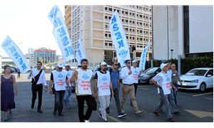 KESK toplu sözleşme öncesi Ankara yolunda