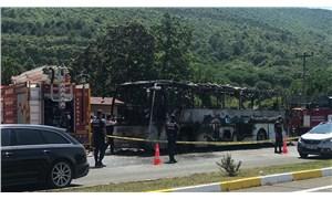 Otobüs yangınlarının nedeni yetersiz denetim