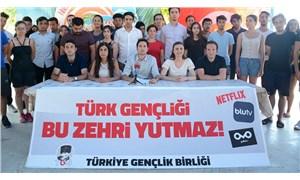 TGB'den sansüre destek: Netflix, BluTV ve Puhu TV milli kültüre düşman