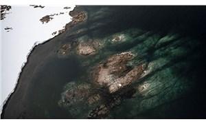 Antarktika'da buzulların erime hızı artıyor