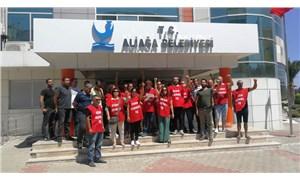 Direnişteki Aliağa Belediyesi işçileri: Mücadelemiz bitmeyecek