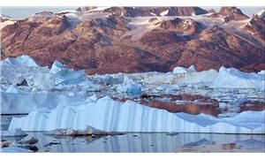 Kuzey Kutbu yanıyor, Grönland eriyor ve ısı rekor seviyede!