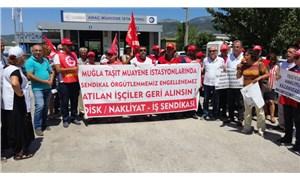 362 gündür direnen TÜVTÜRK işçileri bayrama işsiz giriyor