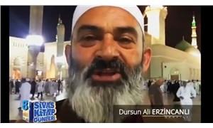 Sivas Kongresi'nin yıl dönümüne Atatürk düşmanı Dursun Ali Erzincanlı davet edildi
